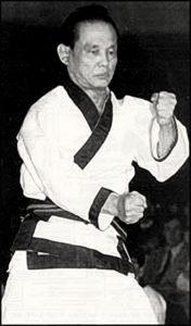 Großmeister Kee Hwang (Gründer )